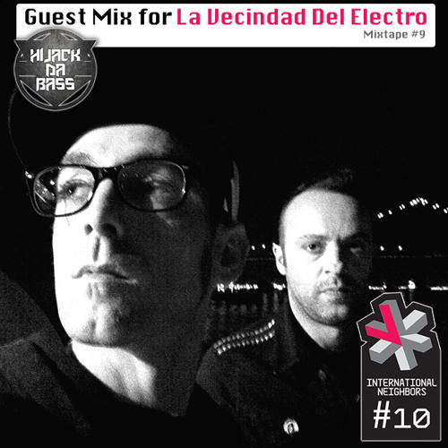 Guest Mix for La Vecindad Del Electro (Hijack Da Bass-Mixtape #9) Free Download
