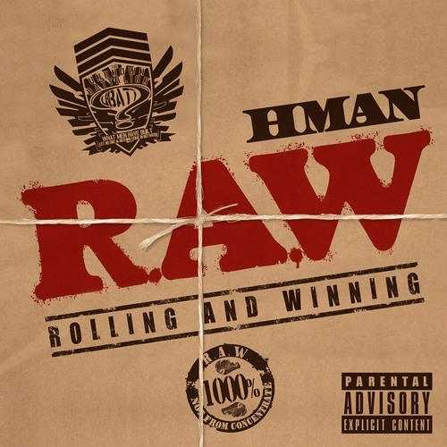 H Man - Heavy with the Drop - feat. Sticky Fingaz (Produced by The Audible Doctor)