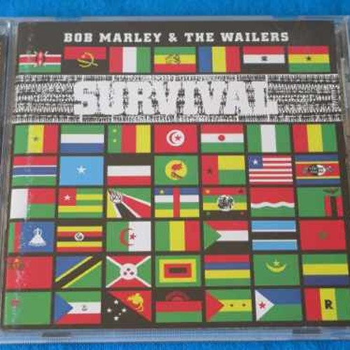 Bob Marley 'Survival Remastered'