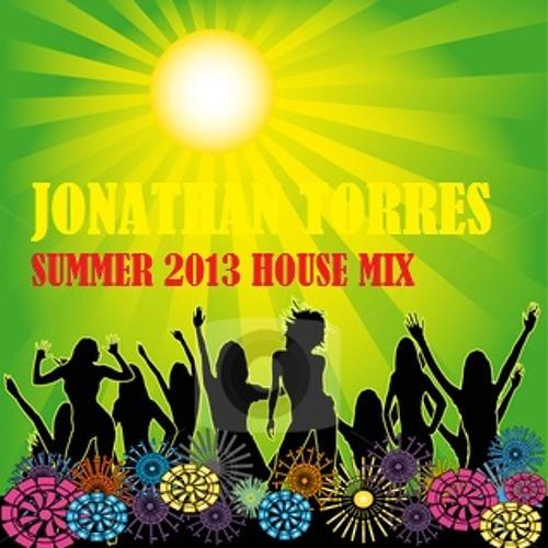 Summer House Mix 2013 Live - Jonathan Torres