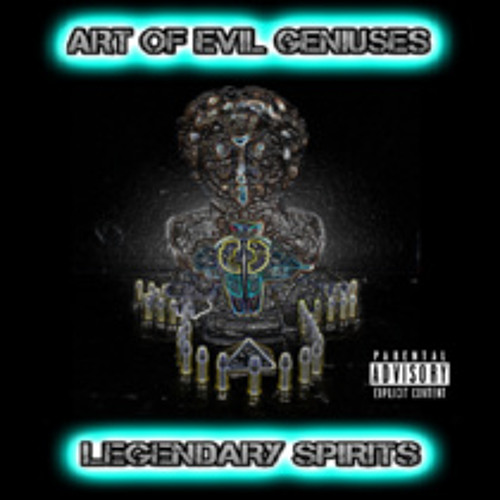 Art of Evil Geniuses - Evil Clouds (Produced by Silent-D)