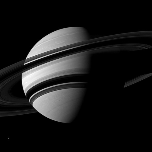 The Rings of Saturn - On Approach