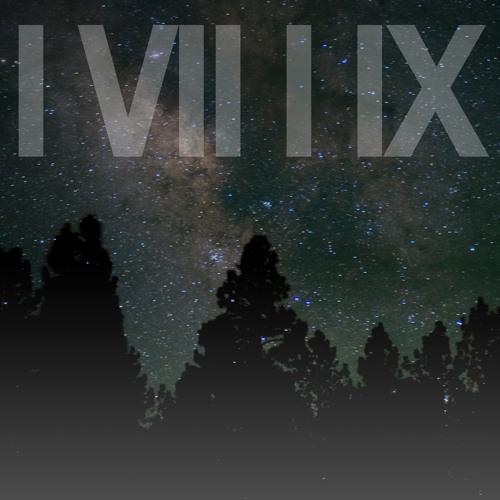 I.VII.I.IX. - rooftop stargazing