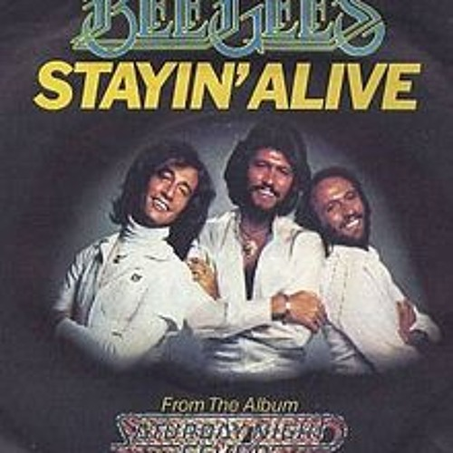 Stayin' Alive - Bee Gees (Duane Bartolo remix)