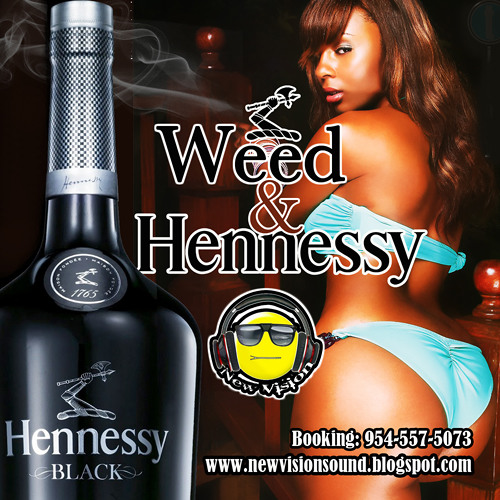 Dancehall Mix May 2013 - New Vision Sound - Weed & Hennessy