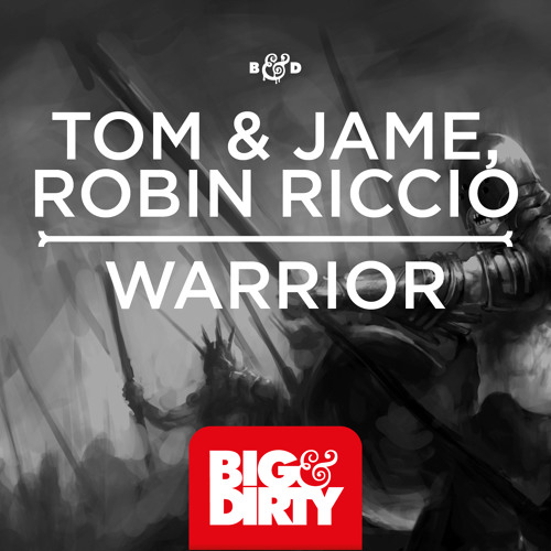 Tom & Jame, Robin Riccio - Warrior (PREVIEW) **OUT NOW!**