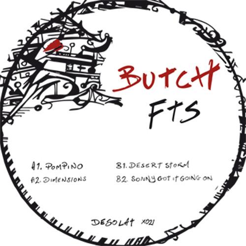 A1 Butch - Pompino - DESOLAT X021 (snippet)
