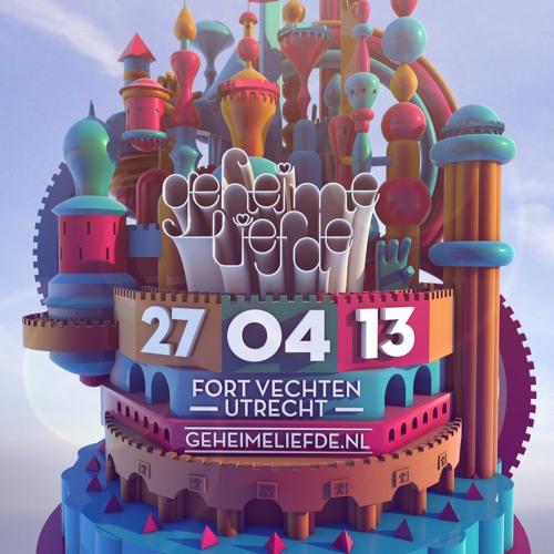Dauphin @ Geheime Liefde 2013, Fort Vechten Utrecht, Netherlands (27.04.13)