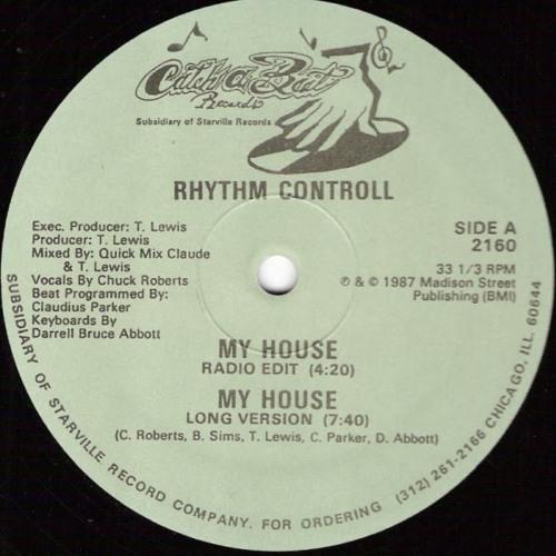Rhythm Controll: My house(Nicola Kopij Zanin remix)