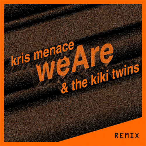 Kris Menace - We Are (RDP dub remix)