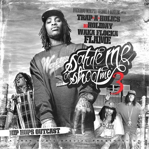 09 - Waka Flocka Flame-My Momma Told Me Feat Wooh Da Kid Nino Cahootz Prod By Southside On The Track