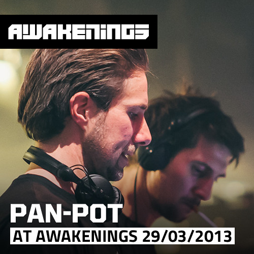 Pan-Pot at Awakenings Easter 29-03-2013 (Gashouder, Amsterdam)