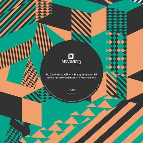 Du Chatinier & KERK! - Can't Take (Benja & Reto Ardour's Flipside Remix) - Movements Label