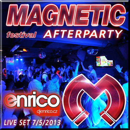 DJ Enrico - Live@Studio54 - Magnetic Afterparty (7.5.2013)-incl.tracklist