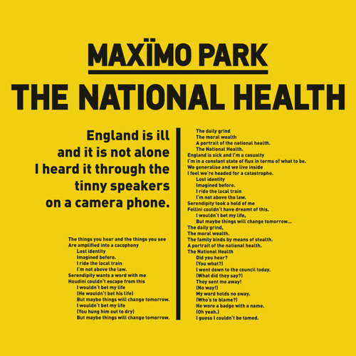 Maximo Park - The National Health (Kites Remix)