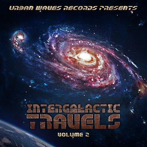 Lidly - Shut Your Eyes (V/A - Intergalactic Travels Volume 2) [Urban Waves Records, 2013]