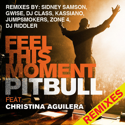 Pitbull feat. Chirstina Aguilera 'Feel This Moment' (Kassiano official remix)