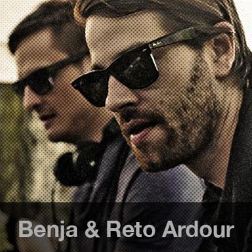 Benja & Reto Ardour - Hive Podcast Feb. 13