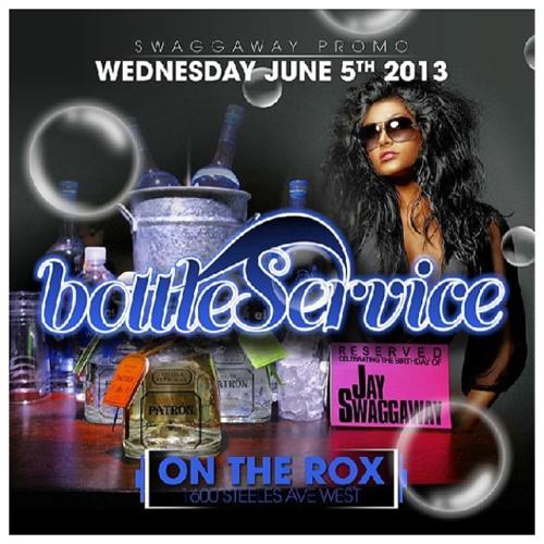 Bottle Service Promo CD