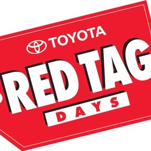 Red Tag Days Toyota 2013 Corolla & RAV4 Radio