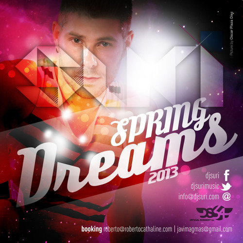 Dj Suri - Spring Dreams 2K13 Session