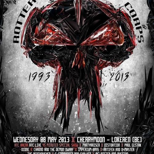 Dj Mobius @ This Is Terror Radio 09-05-2013 (20 YEARS OF RTC Flashback)