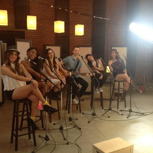 Boyce Avenue Feat Fifth Harmony - Mirrors (JT's Cover)