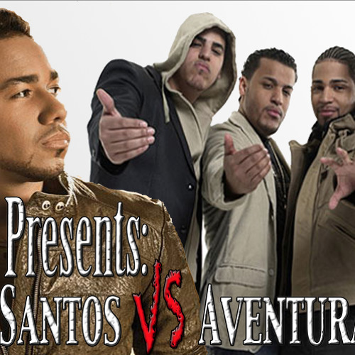Romeo santos ft aventura live mix