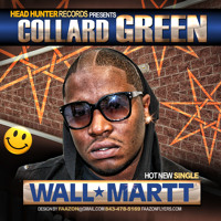 Collard Green Wall-Martt