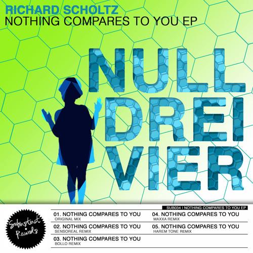 SUB034 - Richard Scholtz - Nothing Compares To You (Harem Tone Remix) clip
