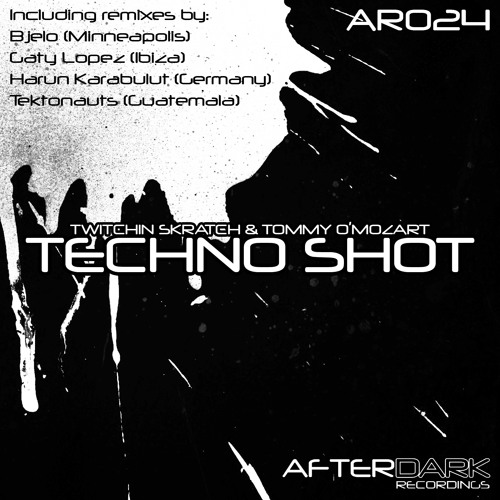 Twitchin Skratch & Tommy O'Mozart - Techno Shot (Original Mix) [TEASER]