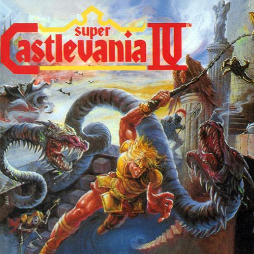 Super Castlevania IV - Simon's Theme (Work in Progress)
