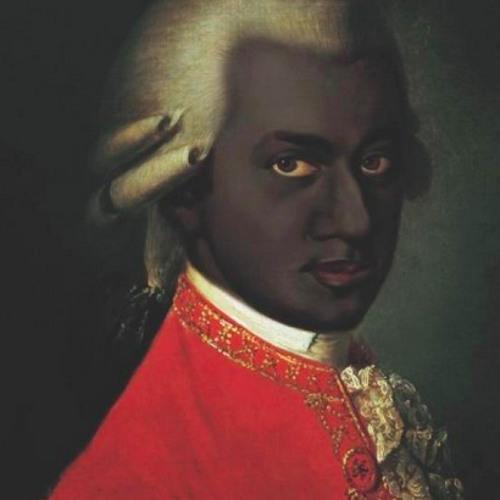 "Wolfy Afrodeus Broke-art ft: Chix wit Stix - ""Iz it coz I iz Bach"" sketch"