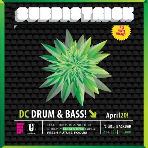 SLANT - Live at SubDistrick:420 Session (4-20-2013)