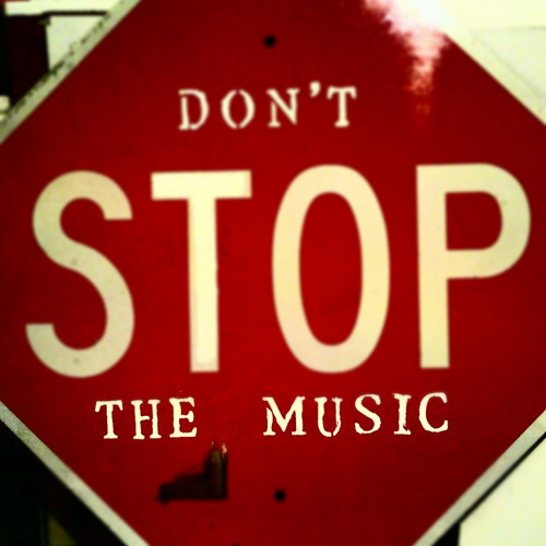 Lanzscape - Don't Stop The Music ft Joolz - music written, track prod. by You Haven't Heard of Him
