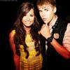 Justin Bieber Vs. Demi Lovato - Boyfriend Attack [MASH-UP]