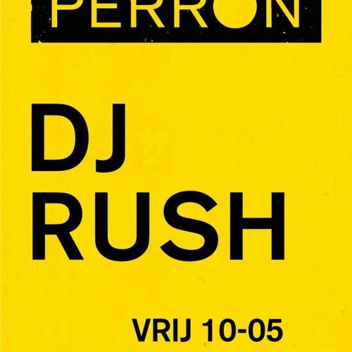 Emiel Zwart @ DJ Rush, Perron, Rotterdam (10-05-2013)