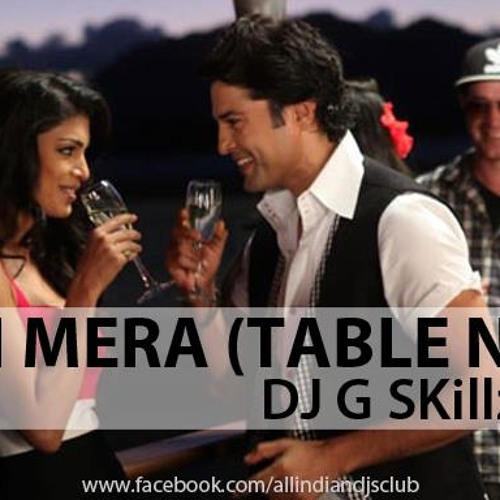 DJ G SKillz - Mann Mera (Calling Table No. 21 Mix)
