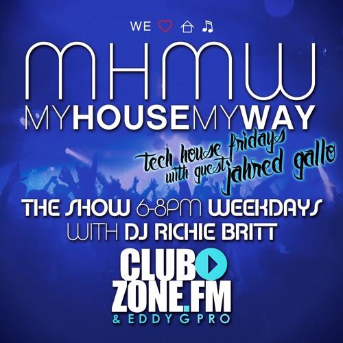 CLUBZONE.FM 1ST SET 01-25-13 JAHRED