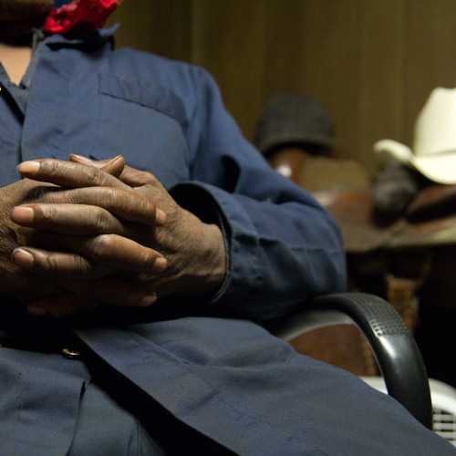 Kenneth: Black Cowboys Member Portrait