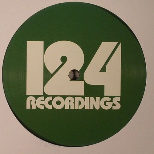 "Dusty Chords (incl. Washerman and Desos Remixes) [124Recordings] 12"" Vinyl"