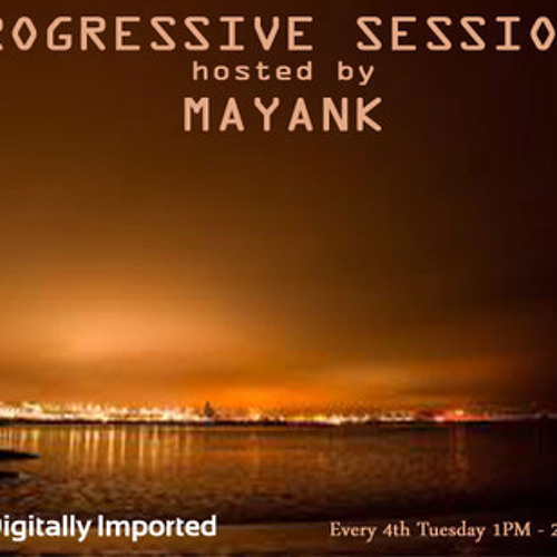 Mayank - Progressive Sessions 022