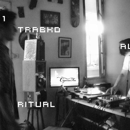 Ritual 13 @ Trabko B2B Aldo Foschino @ Cigarra.fm 11.03.2013 b1