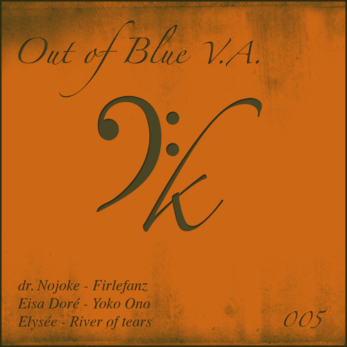 OUT NOW: pk005-Out of Blue -v.a