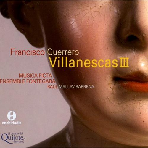 Francisco Guerrero. Alma, mirad vuestro Dios // Canciones y Villanescas espirituales. Venecia, 1589