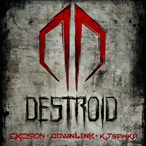 "Egosonic - ""Destroid Mix"""