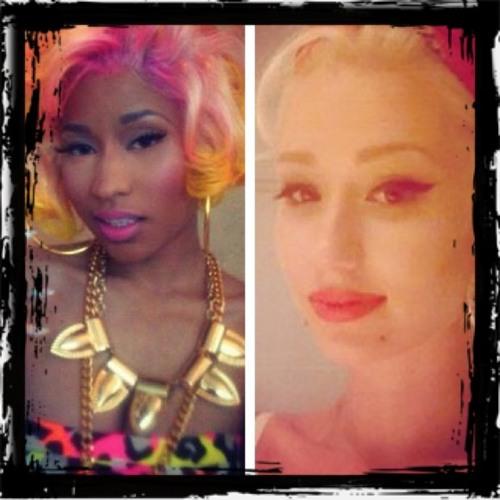 Mercy (Remix)  Nicki Minaj feat. Iggy Azalea