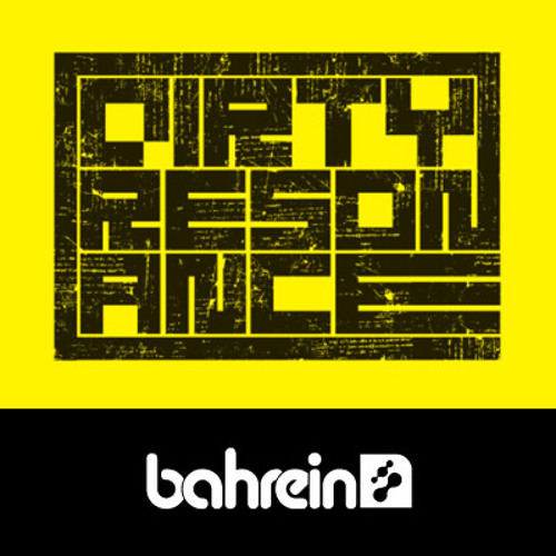 Jimmy Van M - Dirty Resonance Live at Bahrein 27/10/13 - 6MTAK Mix