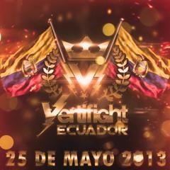 Set # 3 OFFICIAL VERTIFIGHT ECUADOR  II by Lea-M