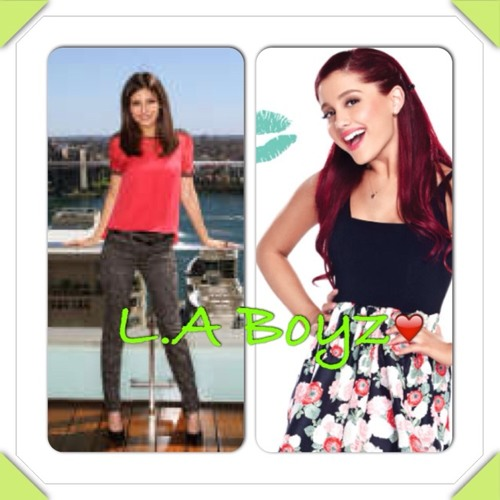 L.A Boyz By Victoria Justice And Ariana Grande